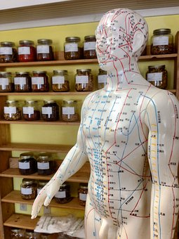 Akupunktur Meridiane Naturheilpraxis Sabine Lang