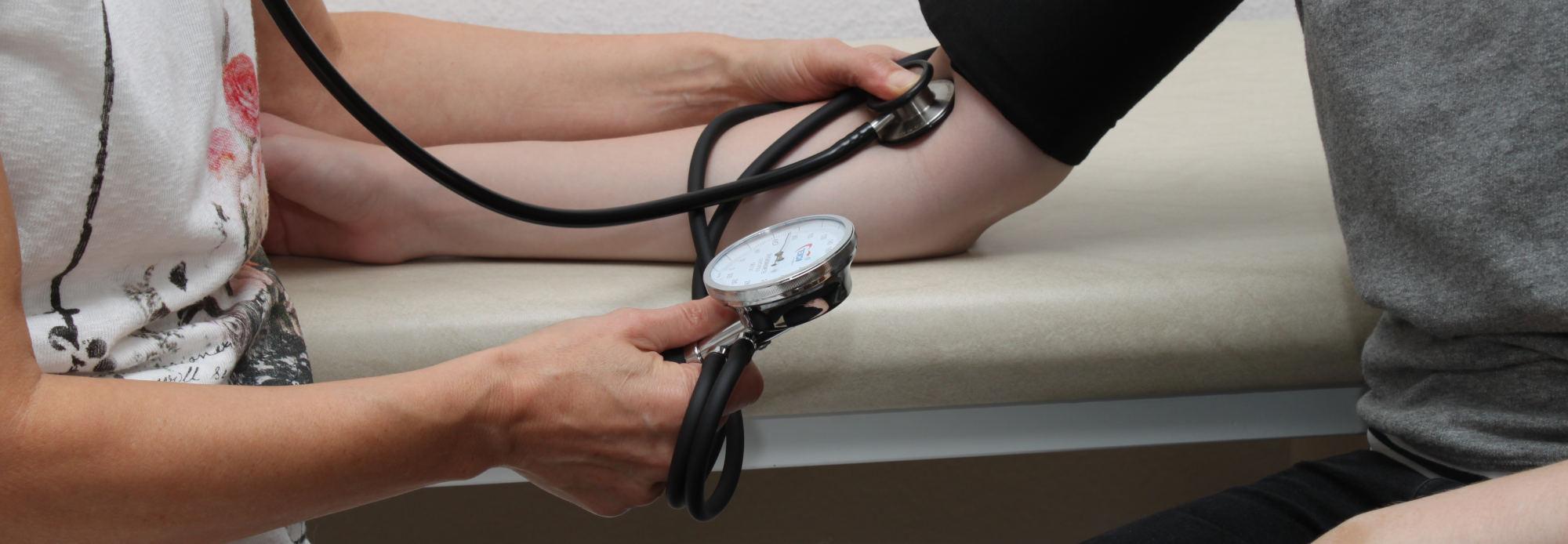 Bluthochdruck, Naturheilkunde Behandlungsschwerpunkte